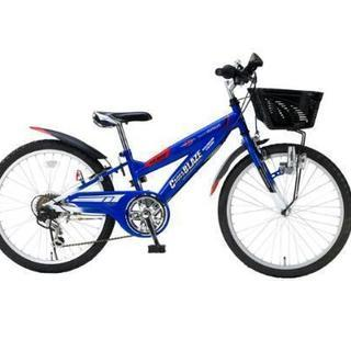 子ども用自転車 22インチ
