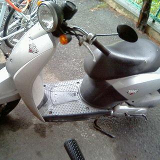 ジャンク ホンダ Today 50cc