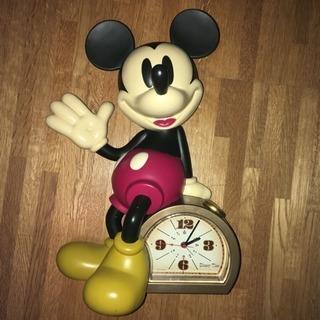 セイコークロック Disney (ディズニータイム) 目覚し時計 ...