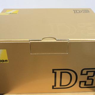 ニコン NIKON D3 デジタル一眼レフカメラ ボディ