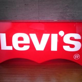 レアモノ!Levi's 非売品ディスプレイ