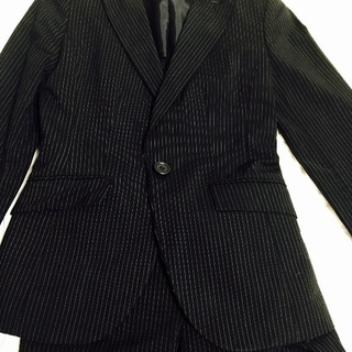 値下げ!コムサのレディースパンツスーツ