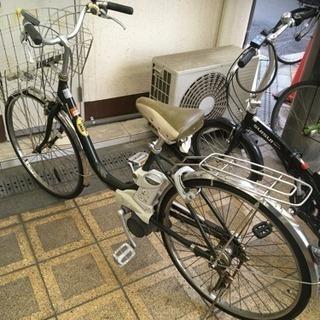 パナソニック 電動自転車 バッテリ2本