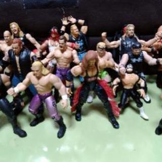 WWEレスラー人形
