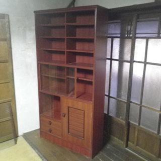 ♪食器棚&キッチン収納&DIYでお好きにペイント★収納沢山大きいです