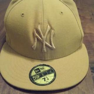 NEWERA 59FIFTY ニューエラ キャップ 帽子 ブラウ...