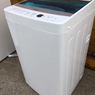 100601 ☆洗濯機 Haier 5.5kg 2016年☆