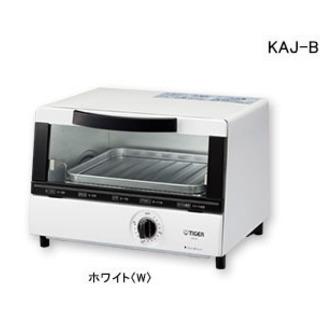 新品 未開封 タイガー オーブントースター やきたて KAJ-B1...
