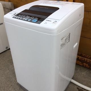 100303 ☆洗濯機 HITACHI 6kg 2014年☆