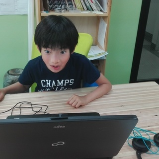 子供向けプログラミング教室 西多摩で唯一です~!