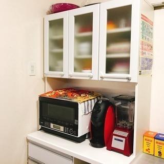 パモウナ キッチンボード 食器棚