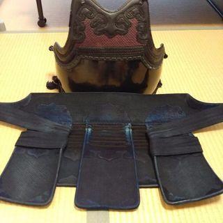 剣道防具 胴と垂のみ
