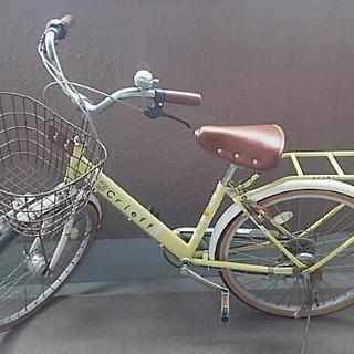 【お取引予定】★女の子★子供用自転車★22型★ジャンク★