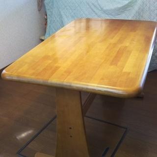 ダイニングテーブルのみ(4人用)