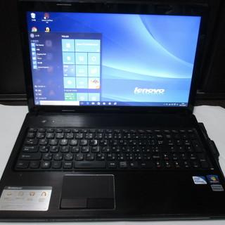 ★値下げしました【難あり】Lenovo G570  Win10  ...