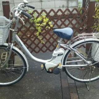 電動ハイブリッド自転車