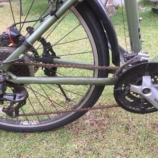 ルイガノのマウンテンバイク26インチ