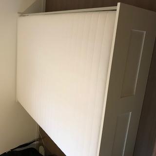 IKEA ダブルベッド+マットレス