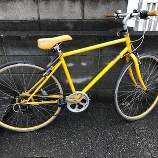 イエローバイク 0円