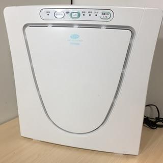 ツインバード マイナスイオン発生空気清浄機