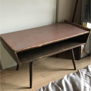 北欧 木製 カフェテーブル