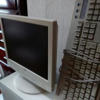 32ビットディスクトップパソコン。練習用に如何ですか