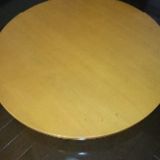 木製折り畳みテーブル、無料で差し上げます