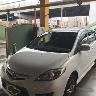 値段交渉あり マツダ  プレマシーCR 平成21年車7万キロ