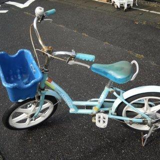 (商談中) 子供用自転車 16インチ すぐ乗れます