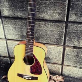 ギター(アコギ)仲間募集★ -経験不問-