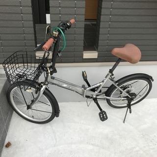 自転車 折り畳み自転車