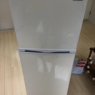 冷蔵庫 2ドア  138L