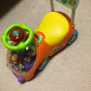 プーさんの車☆音楽付き☆