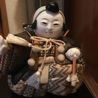 日本人形 年代物ですが 綺麗です