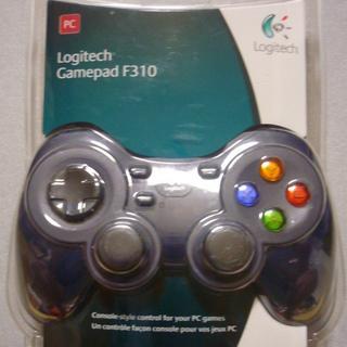 GAMEPAD F310 新品(値下げします)