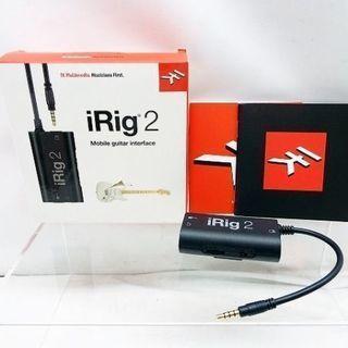 iRig 2 ギター/ベース用モバイル・インターフェース