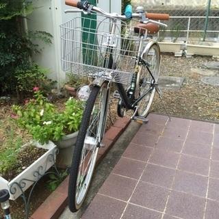 値下げ‼️新車同然の自転車