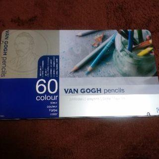 色鉛筆60色