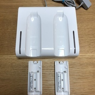 Wii U リモコン ワイヤレス充電器