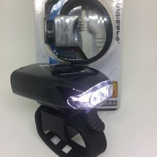 3LEDライト USB充電  サギサカ