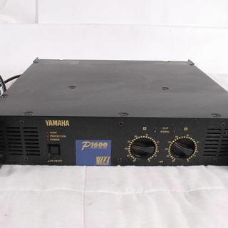 YAMAHA ヤマハ パワーアンプ P1600