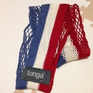 tonga フィット(トリコロール) 正規品
