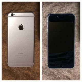 iPhone 6plusスペースグレイ 64GB au