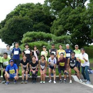 第2回平日皇居マラソン大会