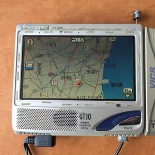 Panasonic カーナビ(VICS付) KX-GT30Z