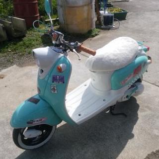 スクーター ヤマハ ビーノ 50cc