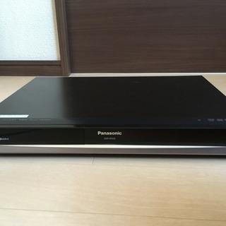 Panasonic ブルーレイレコーダー(DMR-BR500)