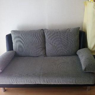 シックなソファー