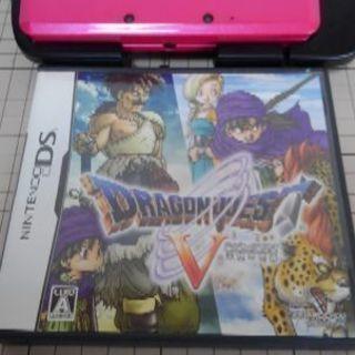任天堂3DS本体とドラクエVとスライドパッド
