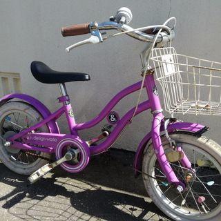 幼児用自転車14インチ